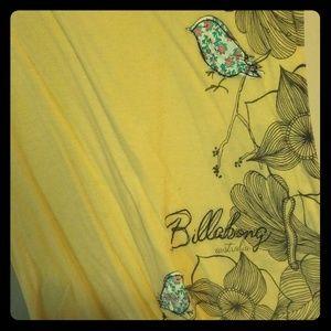 Billabong Australia surf bird shirt